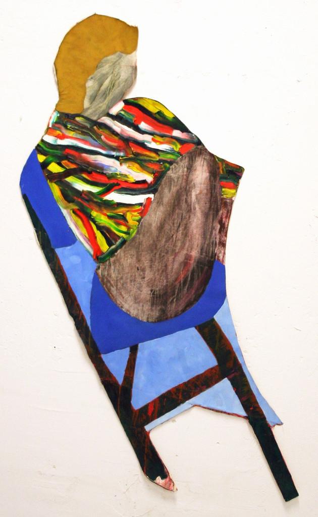 Anne Kollowitz-Seesaw II @Artfetch.com